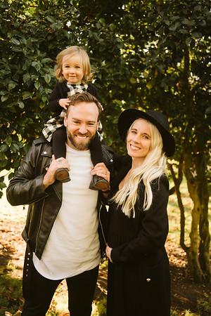 Collins Family November 2018