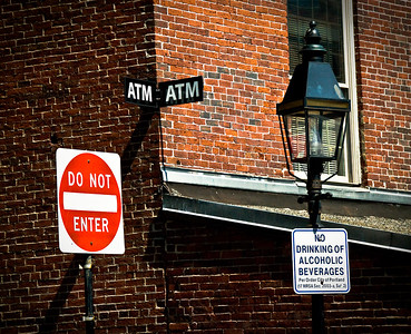 Rules-Old Port-Maine-Portland-United States