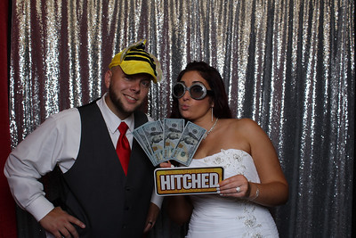 2017-09-30 Kacey and Andrew's Photo Booth Pics