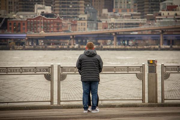 Conner Brooklyn Bridge Proposal