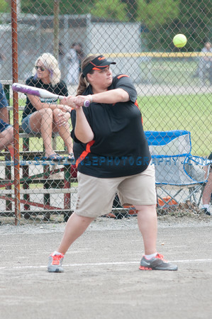 Taylor Softball Minors Tournament 2015 Day one
