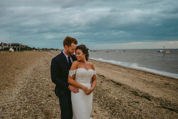 Hannah and Jack Wedding