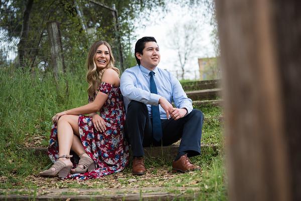 Ashley + Sebastian Engagement