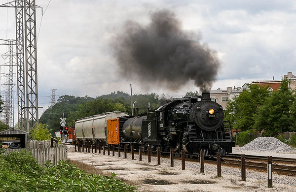 Soo Line Steam