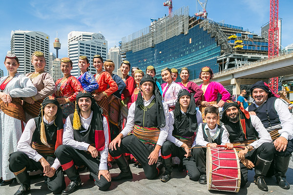 38th Greek Festival of Sydney 2020