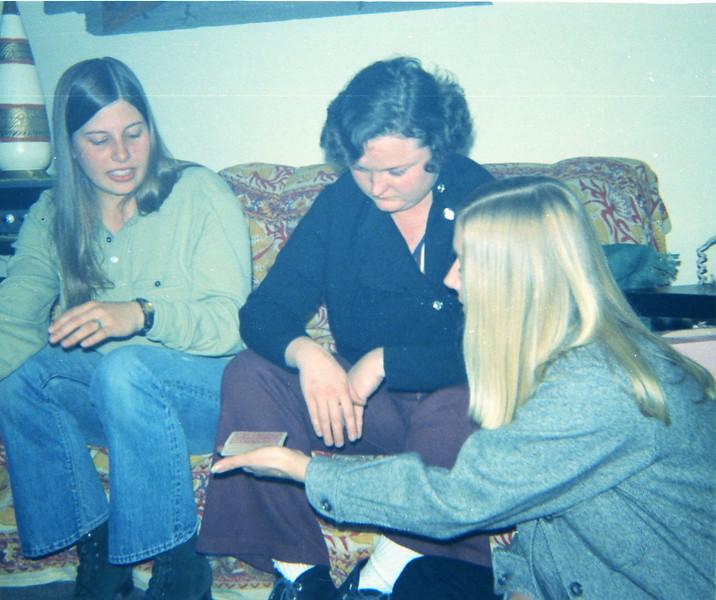 Connie, Jennifer Wark, Pat Hagius