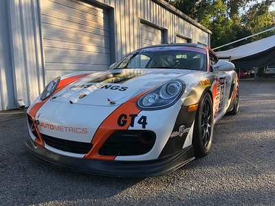 SOLD: 09 Cayman Race Car