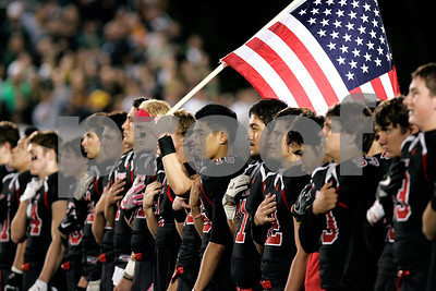 2016-17 Varsity Football Monte Vista vs San Ramon Valley