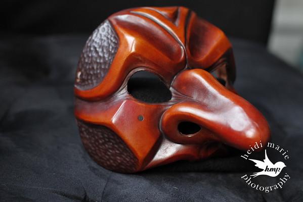 Tut'Zanni's Masks