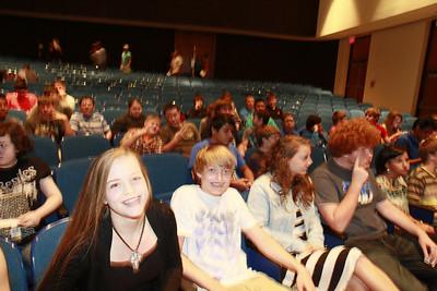 8th grade awards assemblyRobyn