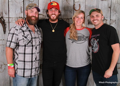 WeFest 2018 Chris Janson M&G