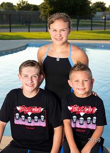 Trophy Club Tritons Swim Team 2019