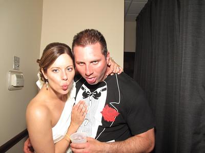 Kelly & Matt Wedding Photo Booth