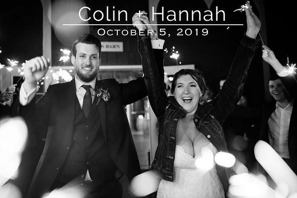 Hannah + Colin