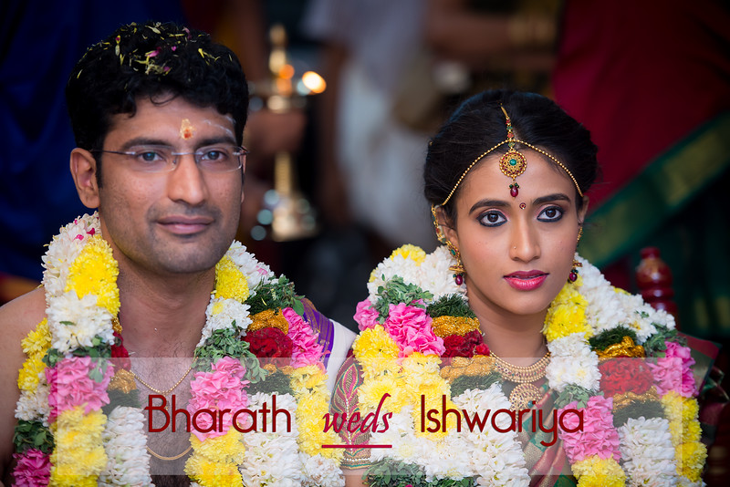 Bharath + Ishwariya - Wedding Highlights