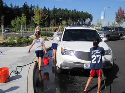 EFC Car Wash 2011