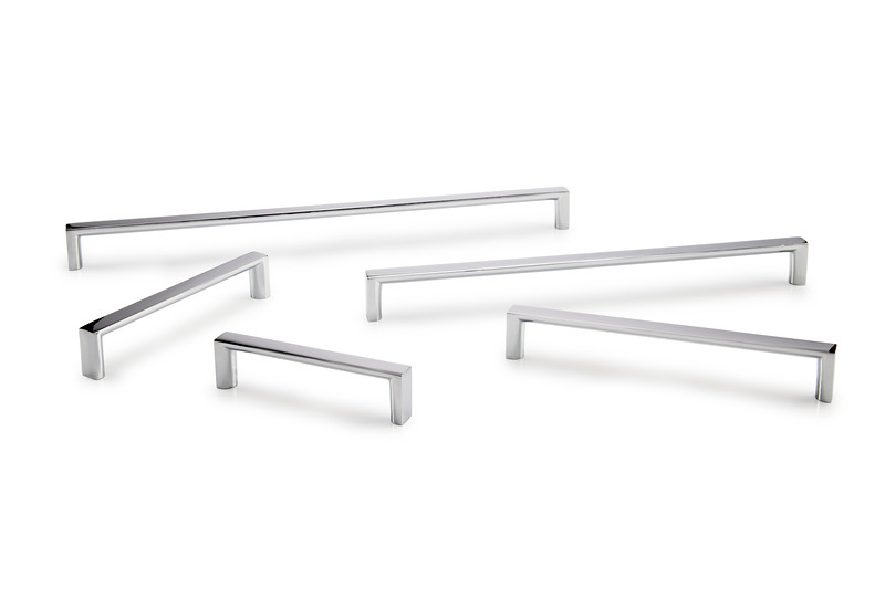 Chrome Plate Bar Handles