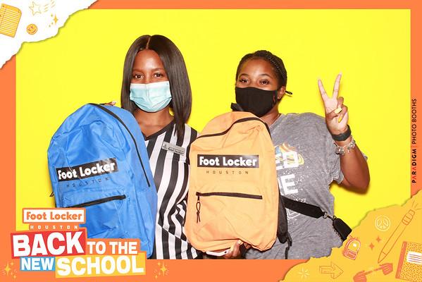 Foot Locker Houston Back To School - Photos