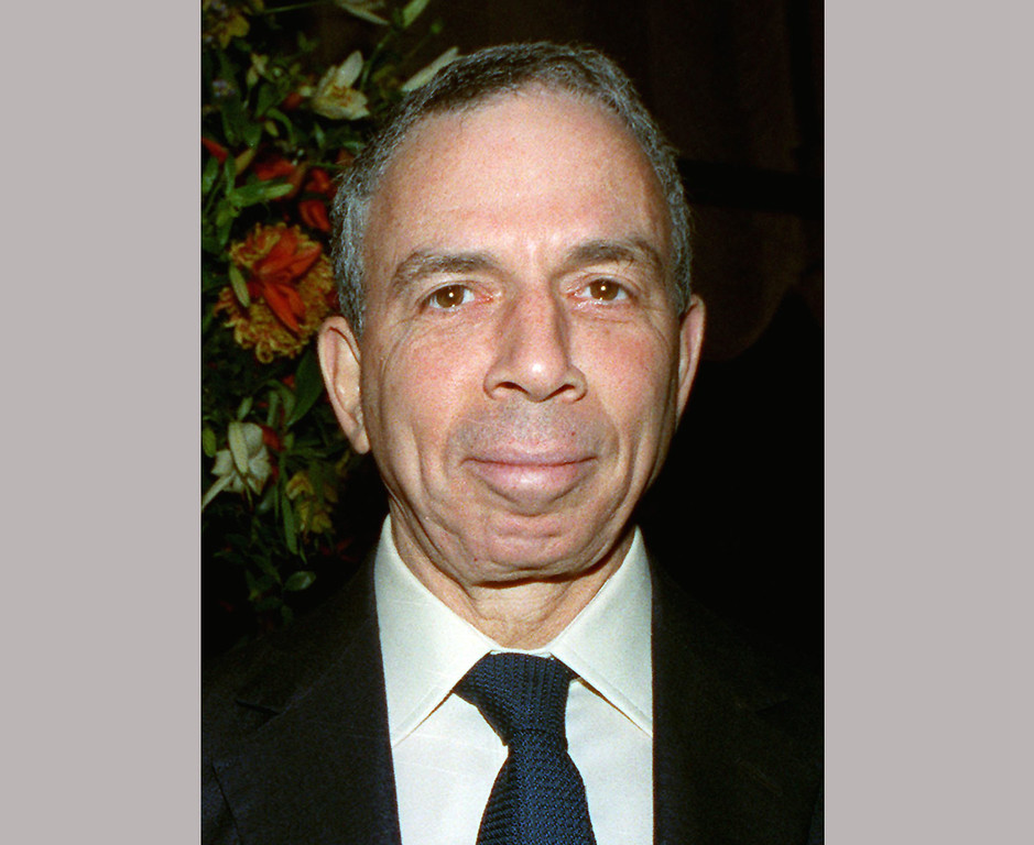 . FILE - This undated photo shows billionaire media mogul Samuel I. Newhouse Jr., who died at his New York home on Sunday, Oct. 1, 2017. He was 89. (AP Photo, File)