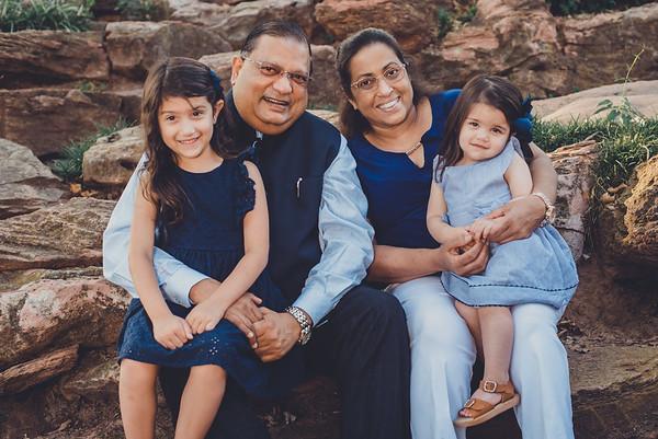 Ashleigh Varghese Family