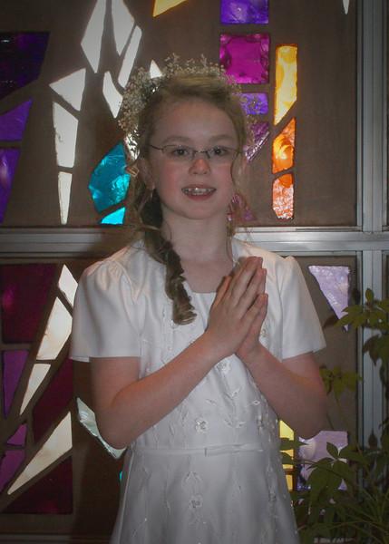 St Mary's 1st Communion Saturday 09