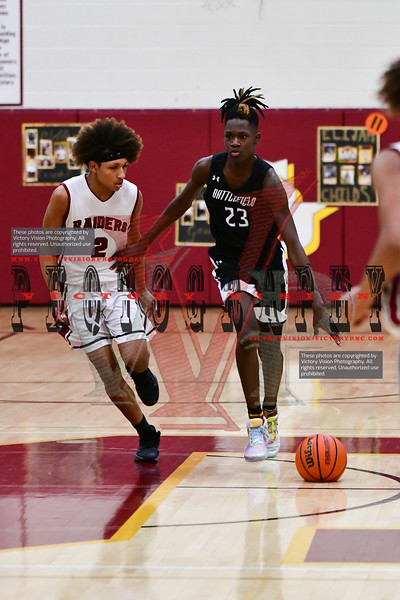 Battlefield @ SWJ Boys JV Basketball 2-4-20