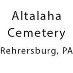 Altalaha Evan. Luth. Cem. (old) - Rehrersburg, PA