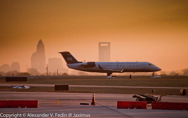 Charlotte Intl. Airport - Charlotte, NC