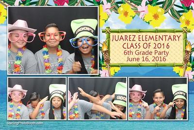Juarez Elementary Class of 2016