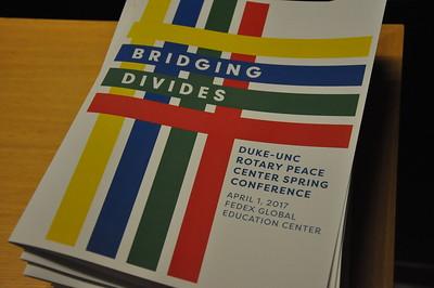 2017 Duke/UNC Peace Conference