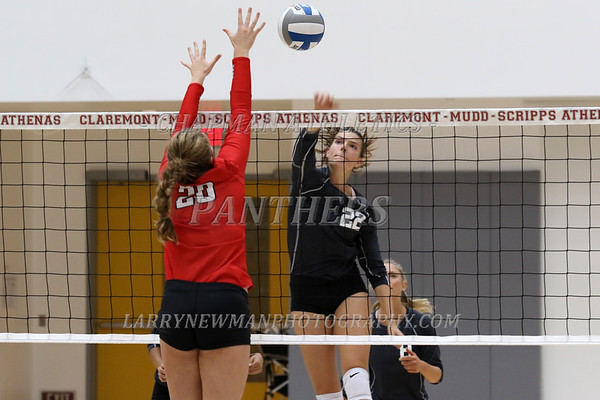 VOLLEYBALL vs. Carthage 9-1-18