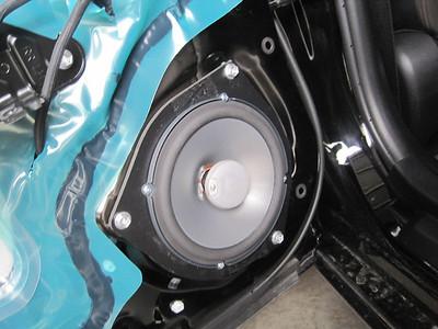 2011 Lexus CT200h Rear Speaker Installation - USA