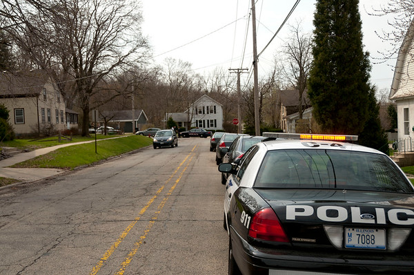 Arlington Heights Chase ends in East Dundee - April 14, 2011