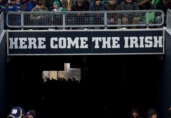Notre Dame vs. Northwestern