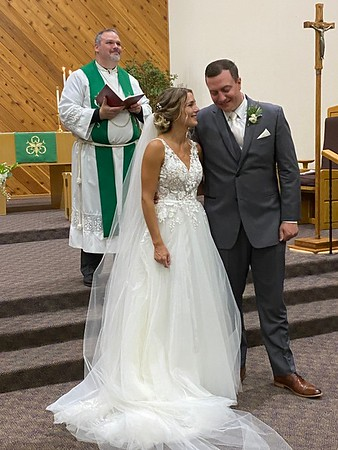Kelly & Michael Canavati - Wedding - 2021-07-02