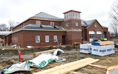 Construction continues on new North Ridgeville fire station