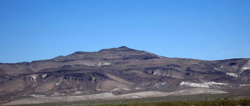 El Paso Mountains. 19 Jun 2008.