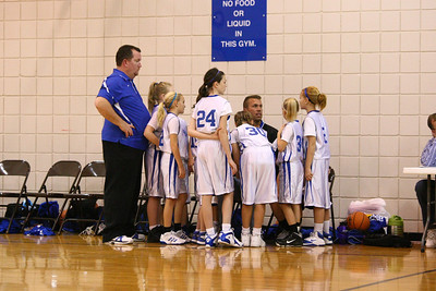 2011 Centerville Hustle Girls Basketball