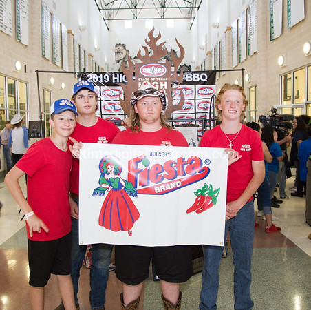 State of Texas High School BBQ Cookoff Championship 2019