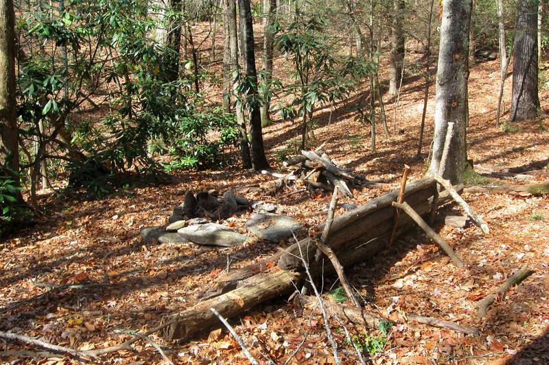 Little Table Rock Trail -- 2,760'