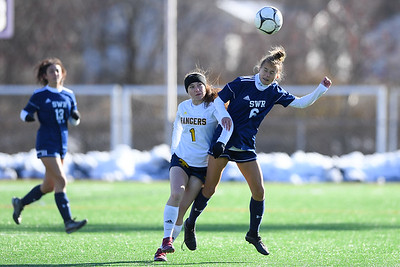 Girls Soccer: Spencerport vs SWR (NYS Class A Final);11/17/19