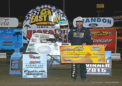 East Bay Raceway USAC 2/28 Tommy Hein Photos