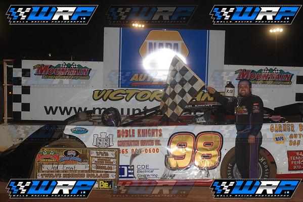 Smoky Mountain Speedway Moonshine Classic Sportsman 7/9/16