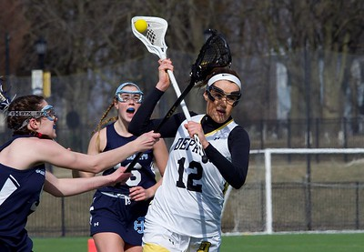 DePauw Women's Lacrosse vs St. Mary's