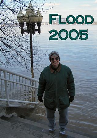 Flooded Ohio 2005
