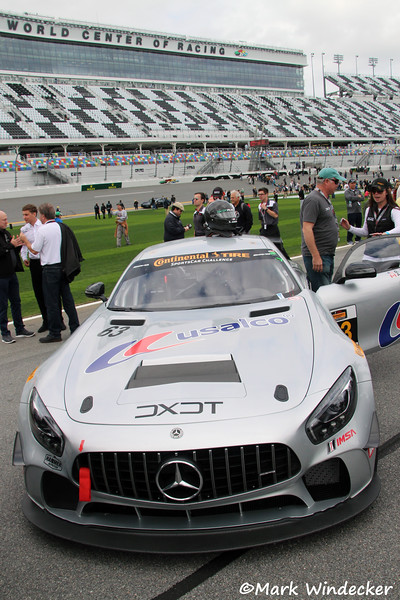 GS-DXDT Racing Mercedes-AMG