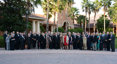 Past Presidents Reception