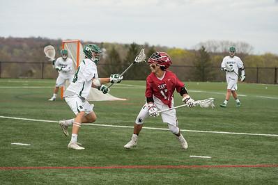 4/22/17: Boys' Varsity Lacrosse v Deerfield