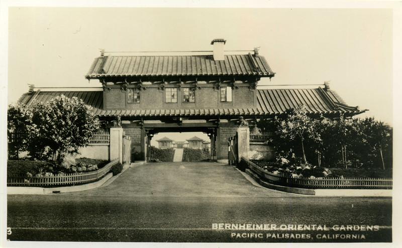 Bernheimer Oriental Gardens