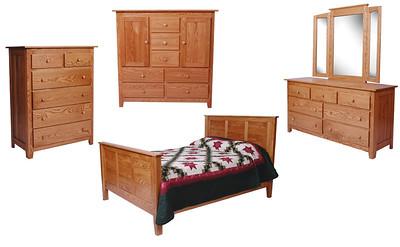 Shaker Bedroom Style